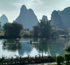 Adventures in China! Guilin